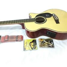 Christmas Promo - fender acoustic guitarChristmas Promo - fender acoustic guitar