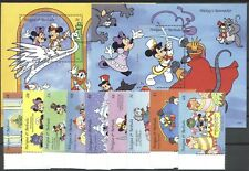 Walt Disney, Weihnachten, Nussknacker - Antigua u.Barbuda - 1993 ** MNH