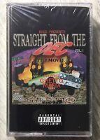 Straight From The Dec Vol 1 The Movie 14 track CASSETTE TAPE NEW Ghetto Mafia OG