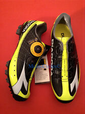Diadora X-Vortex Pro Mountain bike SPD Shoes Black/Yellow EU 44 US 10