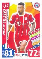 Champions League 17/18 - 64 - Corentin Tolisso - FC Bayern München
