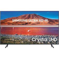"TV SAMSUNG 43TU7172  43"" SMART LED ULTRA HD 4K Televisore HDR DVB-T2 WiFi Nero"