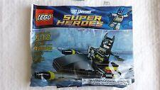 Lego 30160 DC Universe Super Heroes Batman Jetski Boat minifigure polybag set