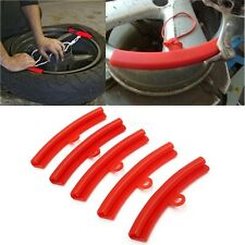 5X Car Tire Guard Rim Protector Tyre Wheel Changing Rim Edge Protection Tools