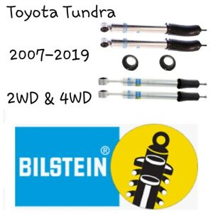 Toyota TUNDRA 2007-2020 BILSTEIN 24-232173 & 24-186971 2WD & 4WD Ride Height Adj