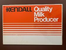 Vintage Dairy Farm sign