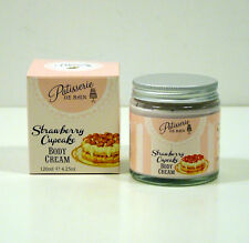 ROSE & CO PATISSERIE DE BAIN BODY CREAM CREMA CORPO FRAGOLA 120 GR