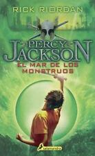 Percy Jackson Spanish: El Mar de Los Monstruos (the Sea of Monsters) 2 by...