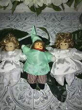 New listing haunted doll's active metaphysical Carrissa, Jacob, And Charlotte
