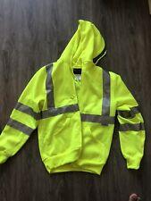 Refrigiwear Hi Vis hoodie Size Medium