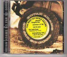 (HG825) Bryan Adams, So Far So Good - 1993 CD