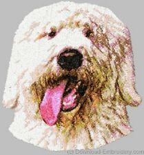 Large Embroidered Zippered Tote - Komondor DLE1566