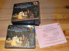 DONIZETTI - L'ELISIR D'AMORE: DOMINGO, PRITCHARD / CBS 2-CD-BOX 1977