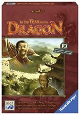 Ravensburger In the Year of the Dragon: 10th Anniversary Edition Strategy Boa...