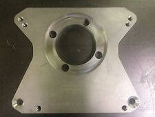 Bellhousing adapter to put a'83-'93 Ford T5 onto a '64-'82 Ford bellhousing