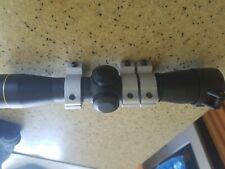 Leupold pistol scope  m8-4x