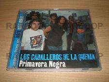 Primavera Negra by Los Caballeros De La Quema (CD, BMG) Altaya Grandes Exitos