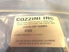 Cozzini 07520 Cylinder Seal Kit 4, 1:3/4 Rod