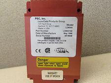 PSC INC LAZERDATA LD9000 LD90010E LASER SCANNER