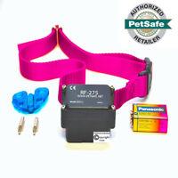PetSafe SportDOG Stubborn Fence Collar PRF-275-19 FREE Battery & Pink Strap