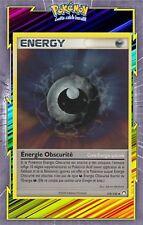 🌈Energie Obscurité-DP02:Trésors Mystérieux-119/123-Carte Pokemon Neuve FR