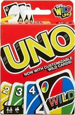 UNO Indoor Family Party Playing Card - 108 Playing Cards