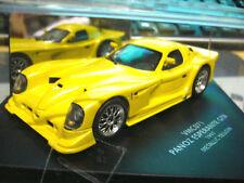 PANOZ Esperante GTR Street Racing yellow gelb V8 1997 Vitesse 1:43