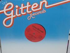 """RUGENIA PEOPLES Out Here Again FACTORY SEALED 12"""" Gitten Records GI 1007 (1987)"""