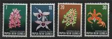 Papua New Guinea 1974 Flora Conservation SG 273/6 MNH