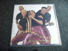 The highliners-DOUBLE SHOT ep-3 Tracks-UK-Rockabilly