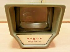 ARGUS PRE VIEWER COLOUR SLIDE VIEWER WORKING + INSTRUCTIONS GOOD CONDITION BOXED