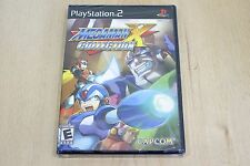 Mega-man: X Collection -Playstation 2 - PS2 Game New Sealed US NTSC