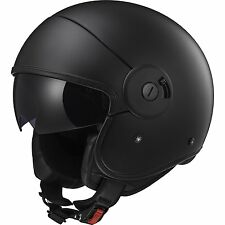 LS2 OF597 CABRIO OPEN FACE Motorbike Motorcycle Helmet M Legal USE