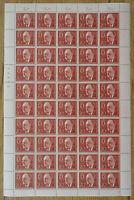 Berlin 192 postfrisch Bogen Dr. Walter Schreiber 1960 Formnummer FN 1 MNH