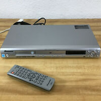 Pioneer DV-285-S DVD CD Player Original Remote Good Working Condition Tested