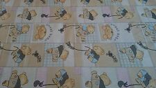 Animals Designer Fabric, %100 Cotton, Nursery&Kids&Childrens  240cm  94 inc