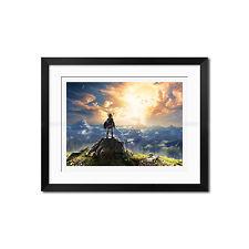 The Legend of Zelda Breath of the Wild Poster Print 0785