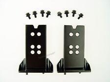 SONY STAND NECKS (PAIR) + 8 SCREWS for Model KD-65X7000E KD-65X8500D KD-75X8500D