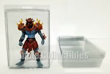 MOTU BLISTER CASE LOT OF 4 Action Figure Display Protective Clamshell XX-LARGE