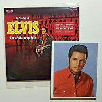 FROM ELVIS PRESLEY IN MEMPHIS (+ FULL COLOR PHOTO + 4 BONUS TK) ★ remastered CD