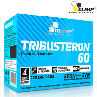 TRIBUSTERON 60 - Natural Extract Of Tribulus Terrestris - Testosterone Booster