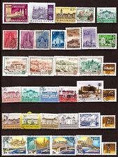 HONGRIE  Ponts et architecture du pays 199B