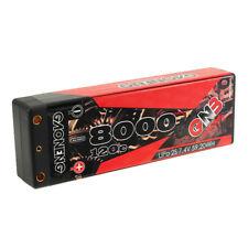 Gaoneng 7.4V 8000mAh 2S2P 120C 59.2WH Lipo Battery for 1/10 RC Car