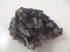 S.V.M - Purple Fluorite Crystals - 221 grams - Yunnan, China