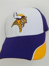 New Minnesota Vikings Mens Size OSFA NFL Licensed Adjustable Hat