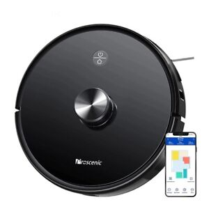 Robot Vacuum cleaner 5200Mah 2700PA Power suction for Home Clean and Carpet