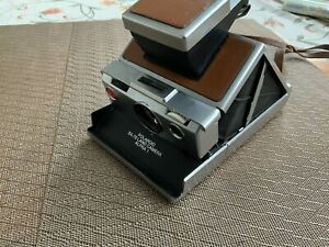 Polaroid SX 70 land camera Alpha 1
