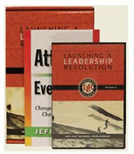 Launching a Leadership Revolution Corporate LLR - Lesson 2 - 4 Audio CDs & Book