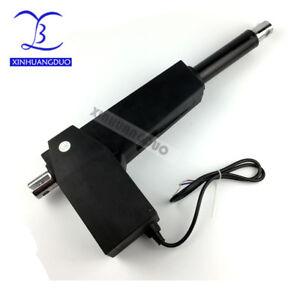 2inch-10inch stroke Linear actuatorDC12V 24V 8000N/1760LBS maximum load push rod