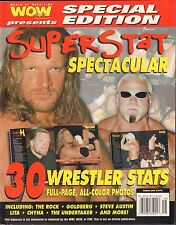 WOW Magazine Presents Superstat Spectacular VG 072516DBE